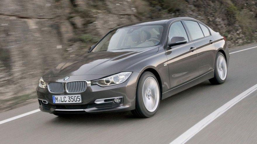 2015 BMW 3-Series Sedan