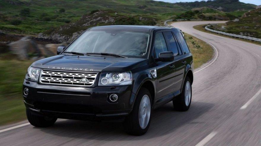 2015 Land Rover Freelander 2